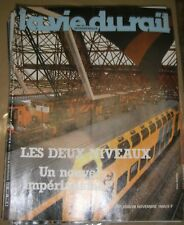 La vie du rail N° 2020 Chemin de fer Train Billet du Soleil Levant Montparnasse