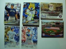 2018 Topps Opening Day Inserts ~ Pick 10 ~ Complete Your Set ~ Judge ~ Harper