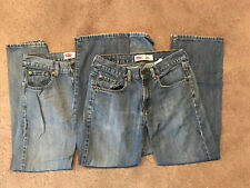 Boys Jeans Levi's 550 Relaxed Size 16 Regular