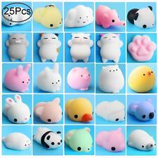 Mochi Squishies Stress Relief Cat Animals SOFT Squishy Squeeze Toys Random Color