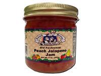Jam Amish Made Peach Jalapeno - 9 oz - 2 Jars