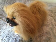 Hansa Pekingese dog  art #  4137   year 2010