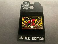 WDW 2004 Cast Exclusive The Incredibles Opening Day LE 1500 Disney Pin 34562