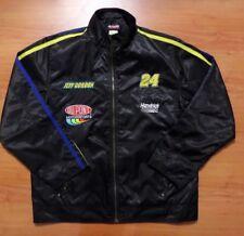Chase Authentic Jeff Gordan large Windbreaker jacket 24 Dupont Nascar L