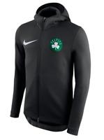 Nike Boston Celtics Showtime Therma Flex Performance Full-Zip Hoodie  Black-Large 2cd53e401