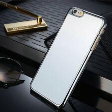 Funda de aluminio para Apple iPhone 6 plus aluminio funda protectora en plata Chrome cover