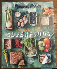 AWW - EAT CLEAN WITH SUPERFOODS - PAPERBACK - COOKBOOK