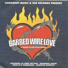 Various - Barbed Wire Love - Tribute To Stiff Little Fingers (Vinyl-Single) !!!
