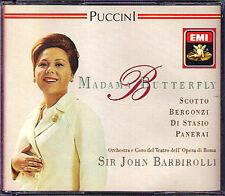 Puccini: Madama Butterfly Perico Scotto Barbirolli 2cd Carlo Renata Di Stasio