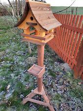 Vogelhaus aus HOLZ KG XXL Nistkasten ,Holzvilla,Futtertrog,Vogelhäuschen