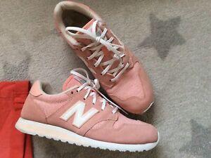 New Balance Sneaker WL520TLC Rosa Gr. 39, 1x getragen, wie Neu