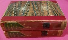 Works of Henry Fielding Volumes 3 & 4  Illustrated 1861. H. W. Derby Publisher.