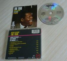 CD LIVE FROM CHICAGO OSCAR PETERSON THE TRIO RAY BROWN ED THIGPEN 7 TITRES 1986