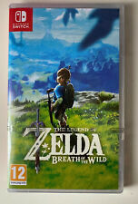 THE LEGEND OF ZELDA : Breath of the Wild sur SWITCH / Neuf / Sous Blister / VF