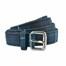 40 or 42-ChicEwe MICHAEL BASTIAN 100/% Italian Leather Men/'s Brown Belt Size 34