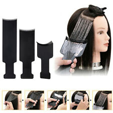 Salon Hair Coloring Board Comb Hair Dye Color Brush Hairdressing Barber Tools