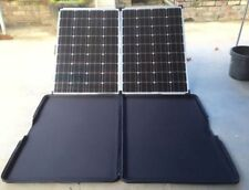 Solar Panel Kit 160 Watt Folding with Carry Bag + PICK UP ONLY - SYDNEY