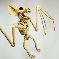 "Creepy Skeleton Bat Crazy Bonez Halloween Scary Party Decor Bone Props 11.8"" A++"