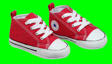 Converse Kids Shoes First Star 88875 Red 17