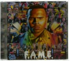 Chris Brown - F.A.M.E. Deluxe (2011)..CD...Used VG...