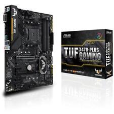 ASUS TUF X470-Plus Gaming, AMD X470 Mainboard - Sockel AM4