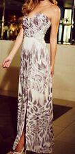 Lipsy Long Sleeve Animal Print Dresses for Women