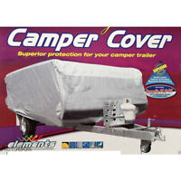 12-14 ft/3.7 - 4.2m Camper Trailer Caravan Cover For Jayco Eagle Hawk Dove Tent