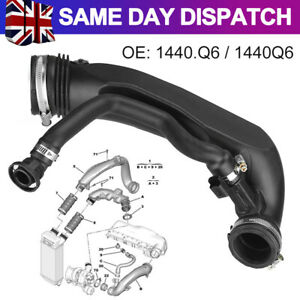 Air Intake Turbo Hose Pipe 1440Q6 for Peugeot 308 508 Citroen C4 Picasso DS3 DS5