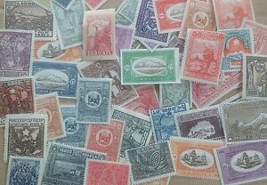 25 Different Armenia Stamp Collection