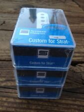 Seymour Duncan Custom Staggered STRAT SSL-5 Calibrated Pickup Set Stratocaster