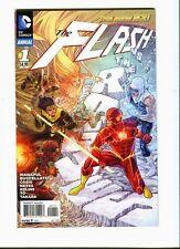 The Flash annual 1 . (New DC 52) Origin of Glider - DC 2012 - VF / NM