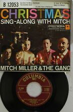 Christmas Picture Sleeve 45 Mitch Miller - God Rest Ye Merry Gentlemen / The Cov