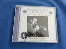 2-CD Glenn Miller & His Orchestra The Broadcast Archives Vol.1  B.New &Sealed