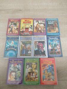 VHS Konvolut Märchenfilme Deutsche / Russische