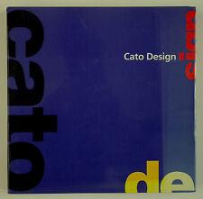 Book Ken Cato Design Graphic Art 1995 H/B D/J