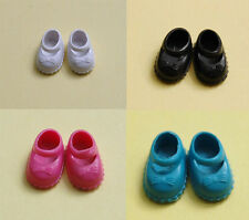 A set of 60 Pairs Shoes For Kelly Doll - 4 color #