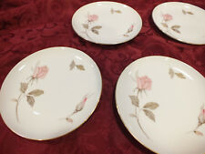 "Lot of 6 Bread & Butter Plates Sango Fine China Japan ""Nancy"" MULTIPLE AVAILABLE"
