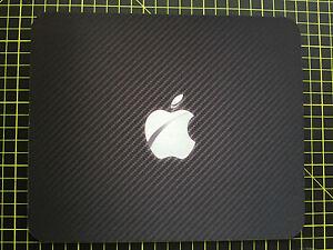 CARBON AIR APPLE print MOUSEMAT MOUSE MAT PAD compatible with Mac iMac MacBook