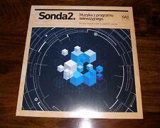 SONDA 2 MUZYKA Z PROGRAMU TV LIBRARY MUSIC SONOTON VINYL LP LIMITED 500 COPIES