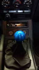 Candy Blue Weighted Ball Shift Knob fits some HONDA/ACURA/TOYOTA/SUBARU/NISSAN