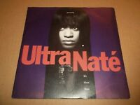 "ULTRA NATE "" IT'S OVER NOW "" 7"" SINGLE NR MINT YZ 440 ( 1989 ) DEEP HOUSE"