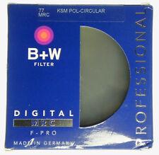 B+W 77mm MRC KSM Pol-Circular Filter  ............. LN
