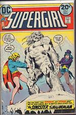Supergirl 1st Series no.7 Zatanna Appearance Vg- 120916Dbc