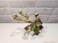 Franklin Porcelain - Chestnut-sided Warbler - 1980 - 12,5cm #37981#