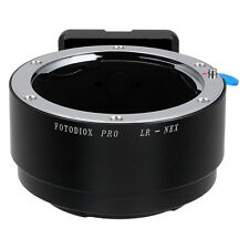 Fotodiox Pro Lens Adapter Leica R Lens to Sony E-Mount/NEX