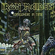 Iron Maiden Import Vinyl Records
