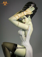 Bride of Frankenstein Death Becomes Her Statue 05FQS01