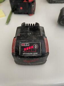 Batterie 14v 3ah Milwaukee