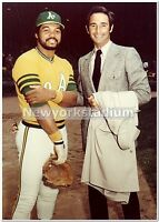 New York Yankees- Reggie Jackson & Sandy Koufax -Brooklyn Dodgers