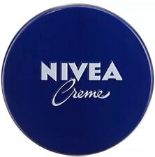 Original GERMAN NIVEA Moisturizing Cream  Hands Face Body Metal Tin 250 ml